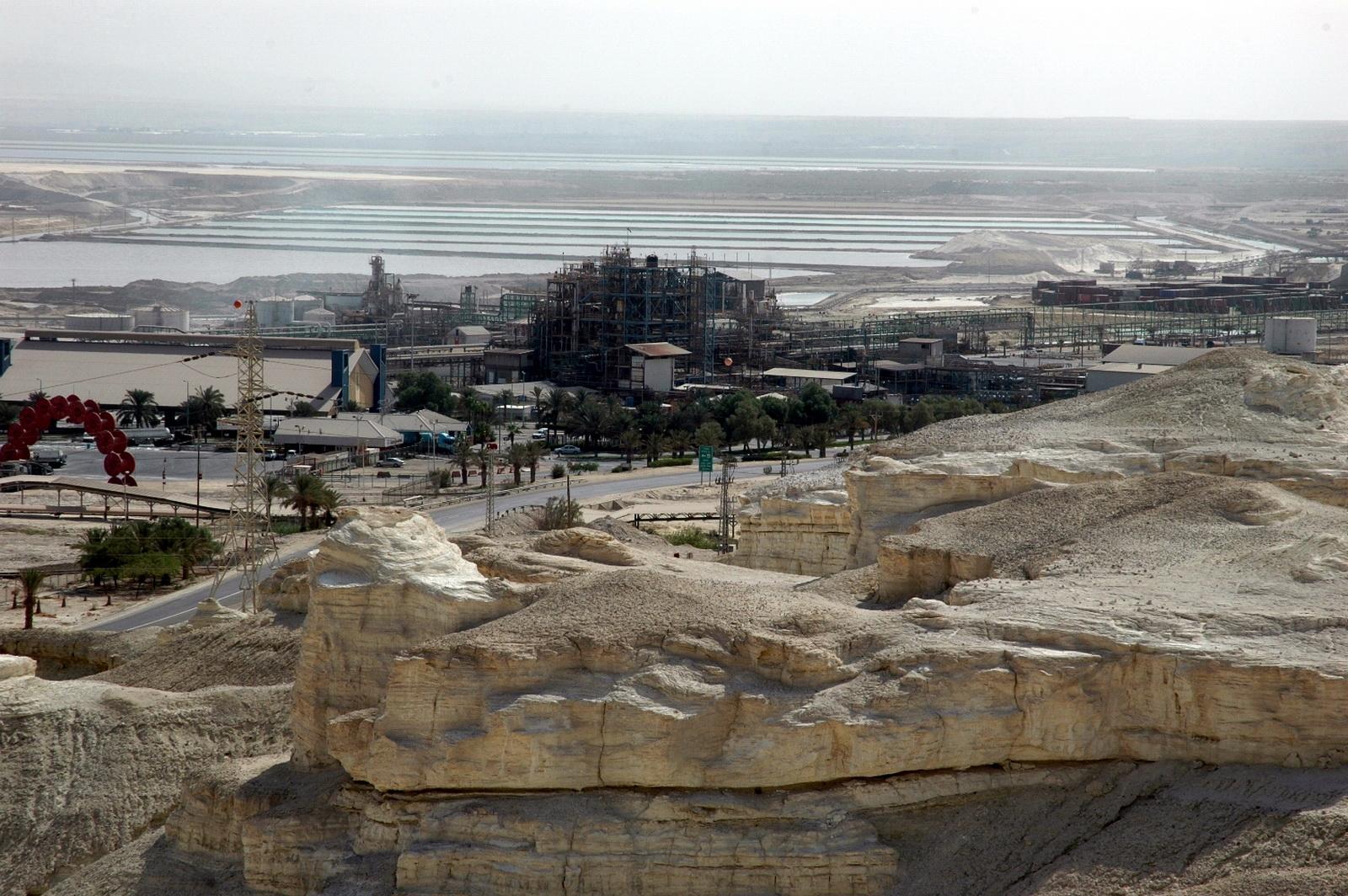 מפעלי ים המלח והבריכות