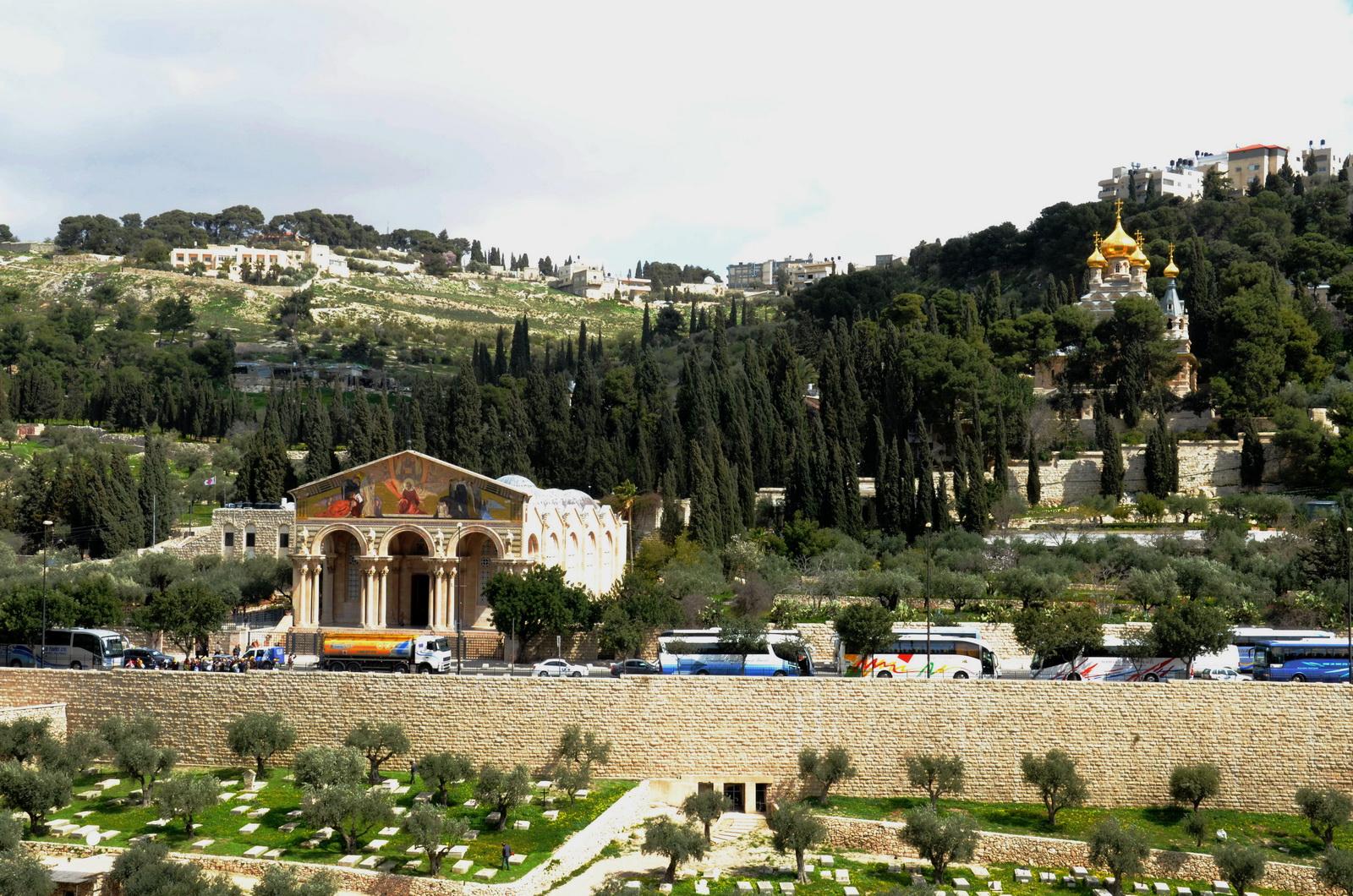 כנסיות הר הזיתים