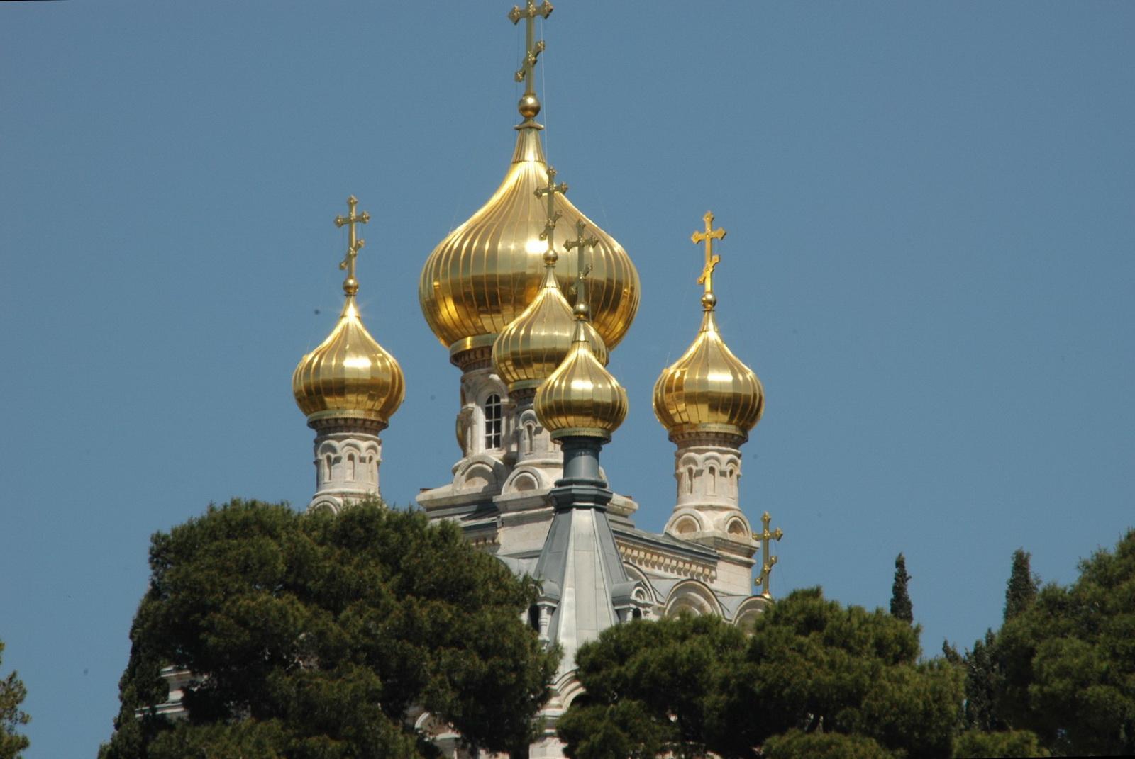 כנסיית מריה מגדלנה - הבצלים