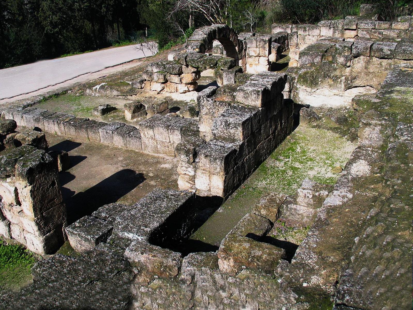 בית הכנסת בית שערים
