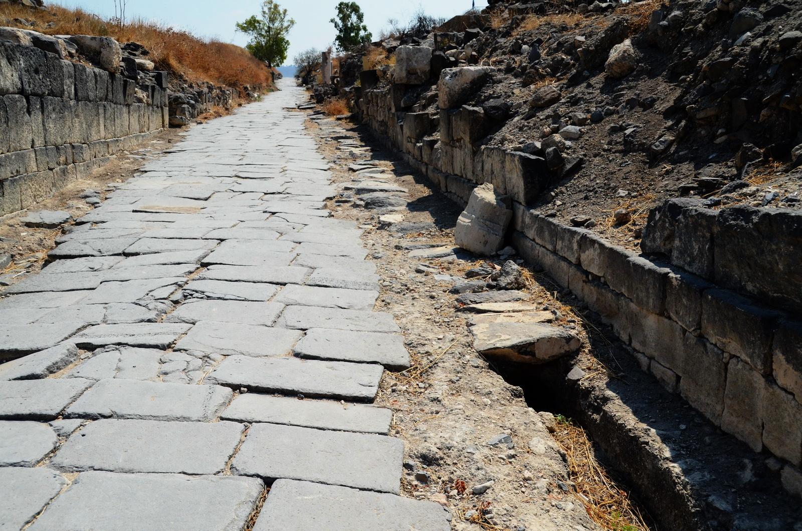 סוסיתא - עיר שתחילתה  במאה ה 2 לפנ
