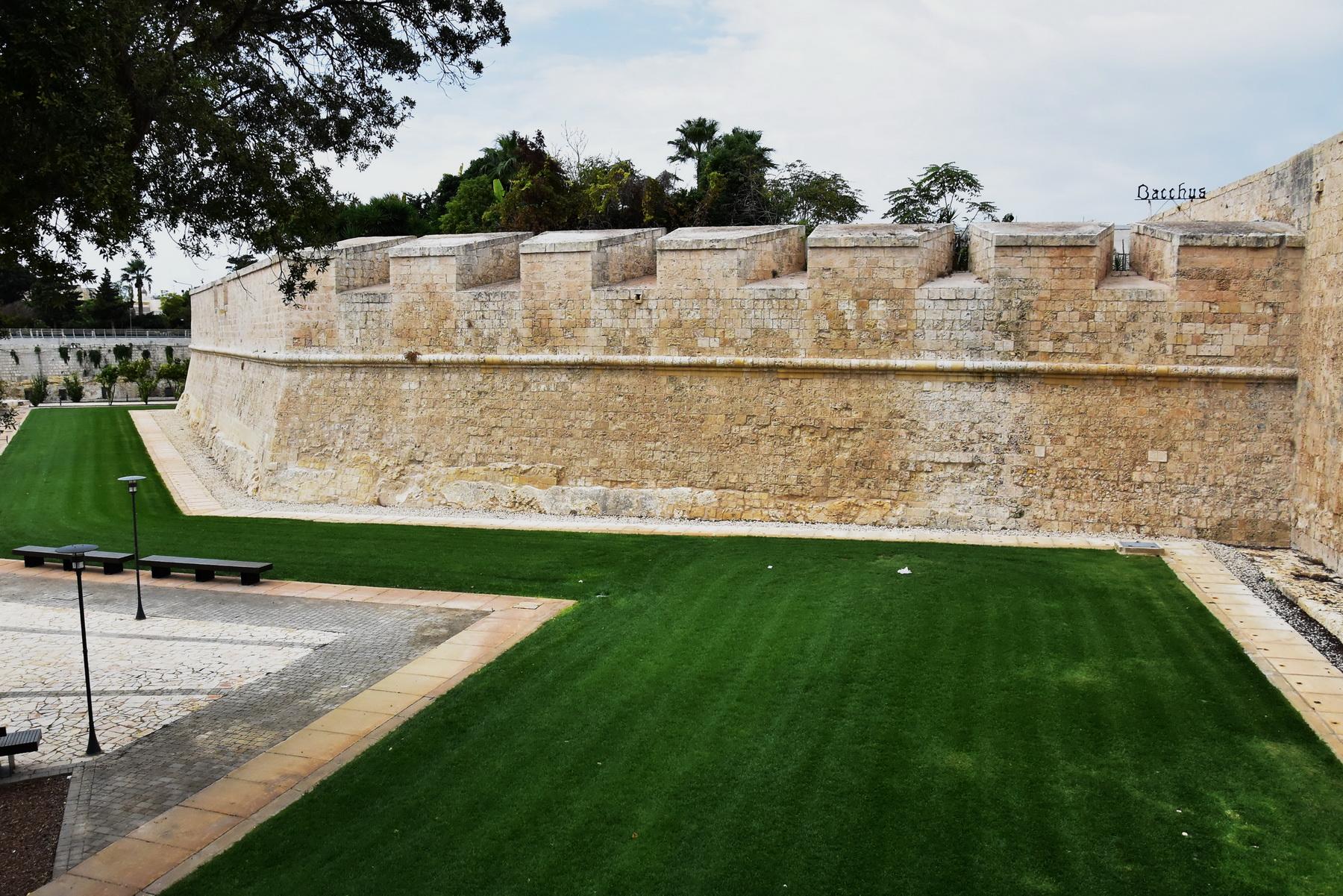 מדינה - חומת העיר