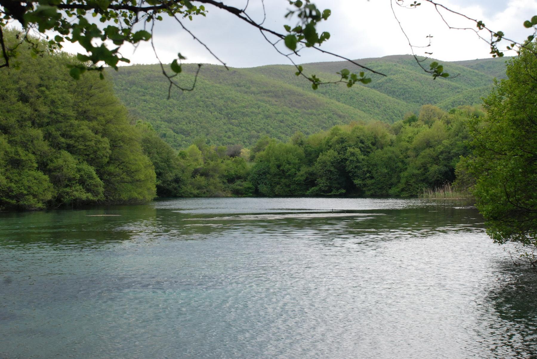 מקדוניה העצמאית - אגם אוחאריד