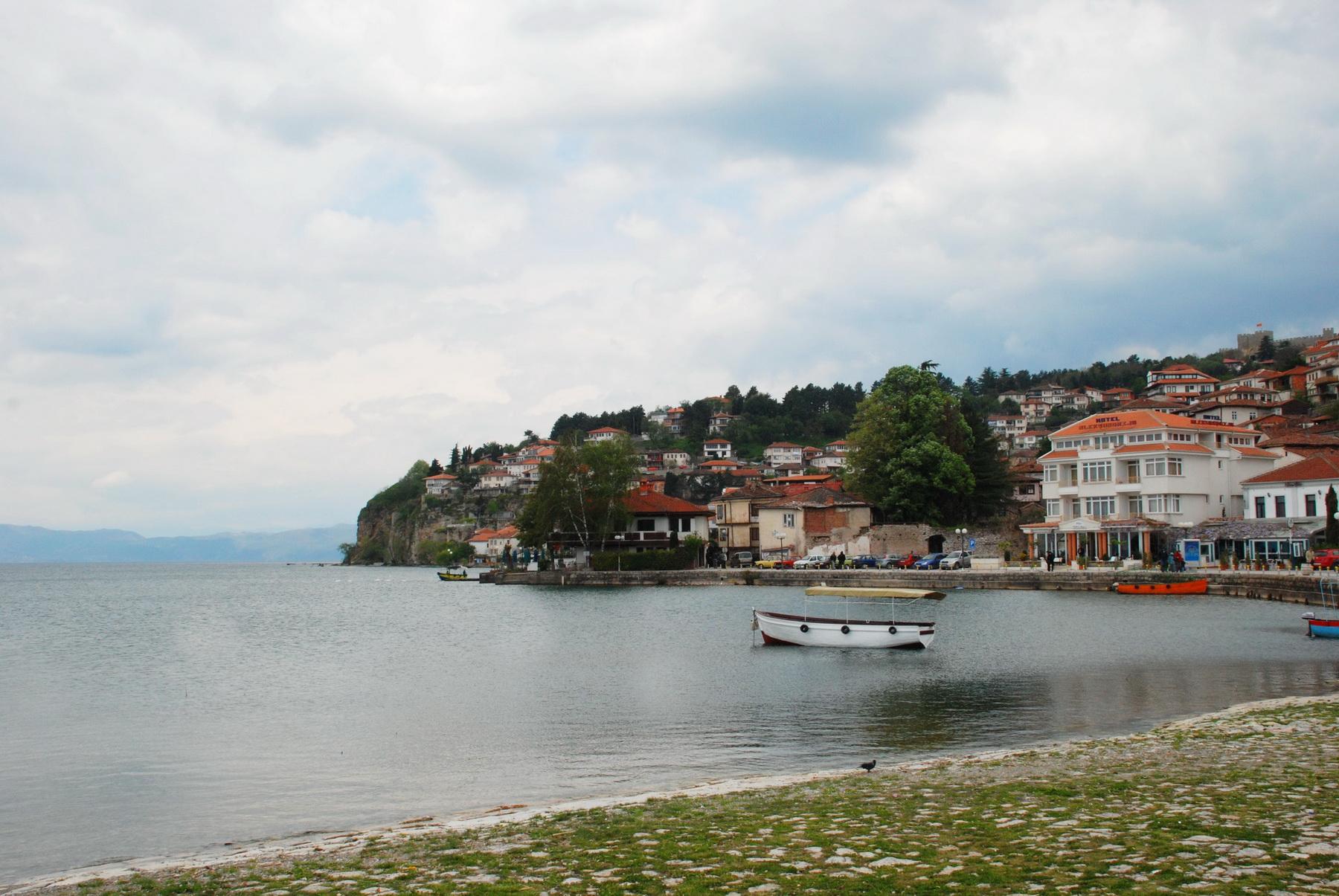 מקדוניה - אגם אוחאריד
