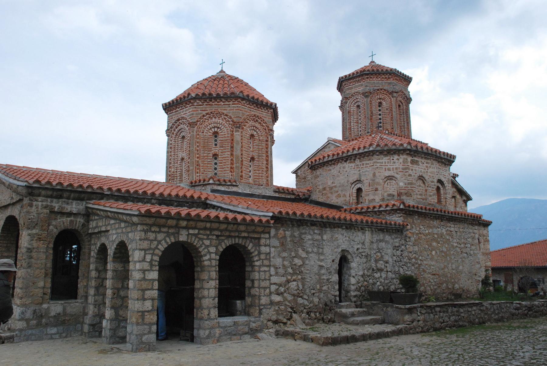 מקדוניה - כנסיית סווטי-נחום