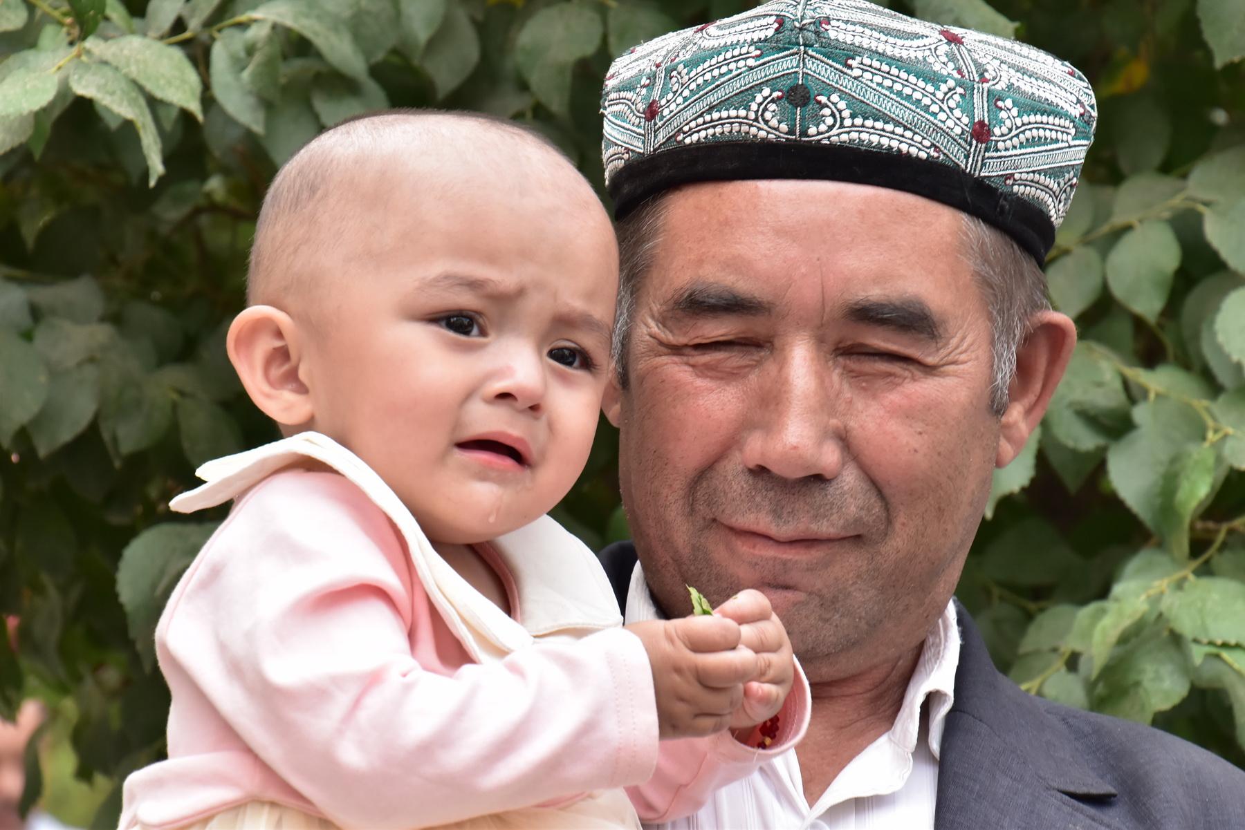 סין - אב וביתו