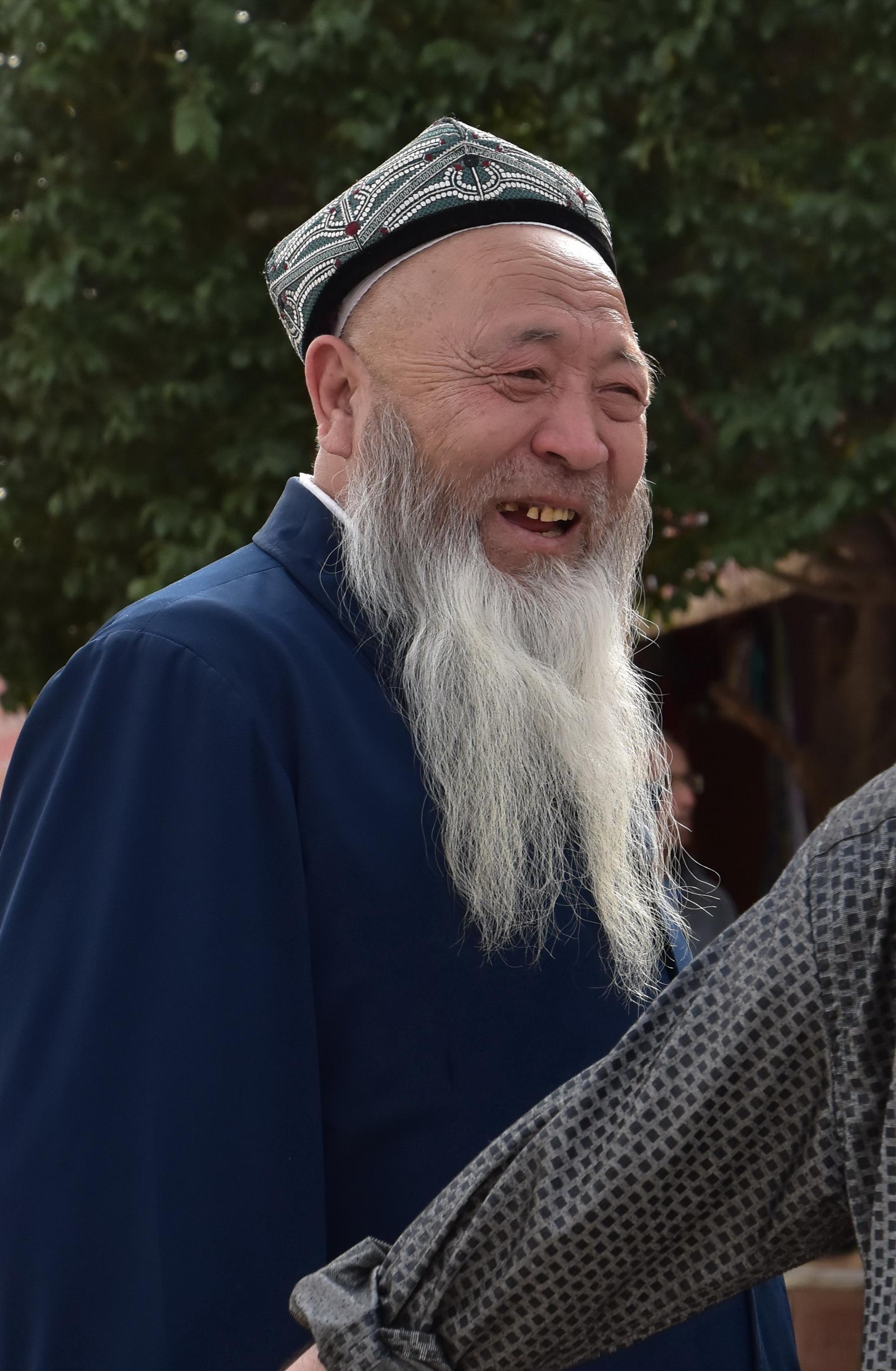סין - זקן של ממש