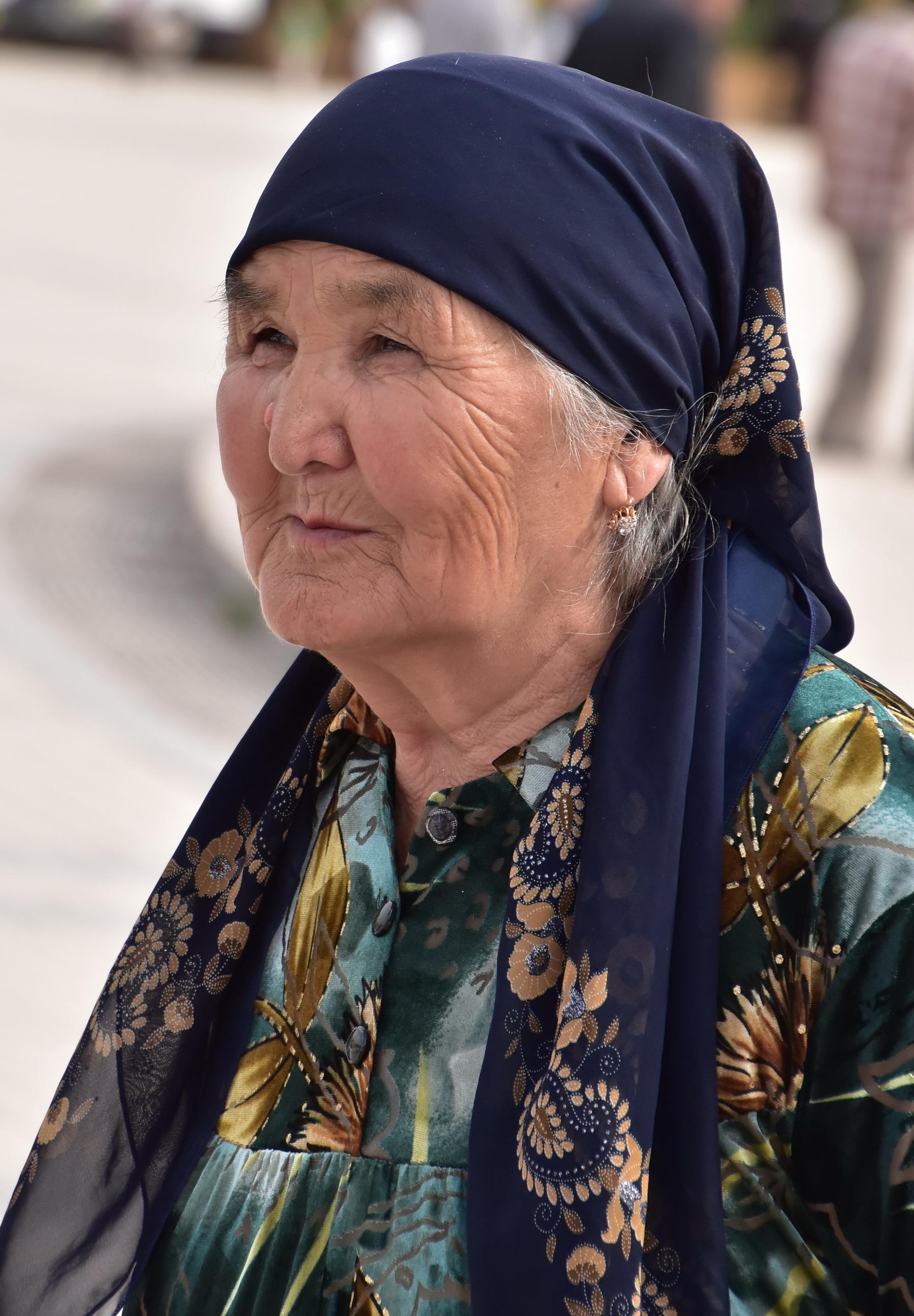 סין - זקנה נאה