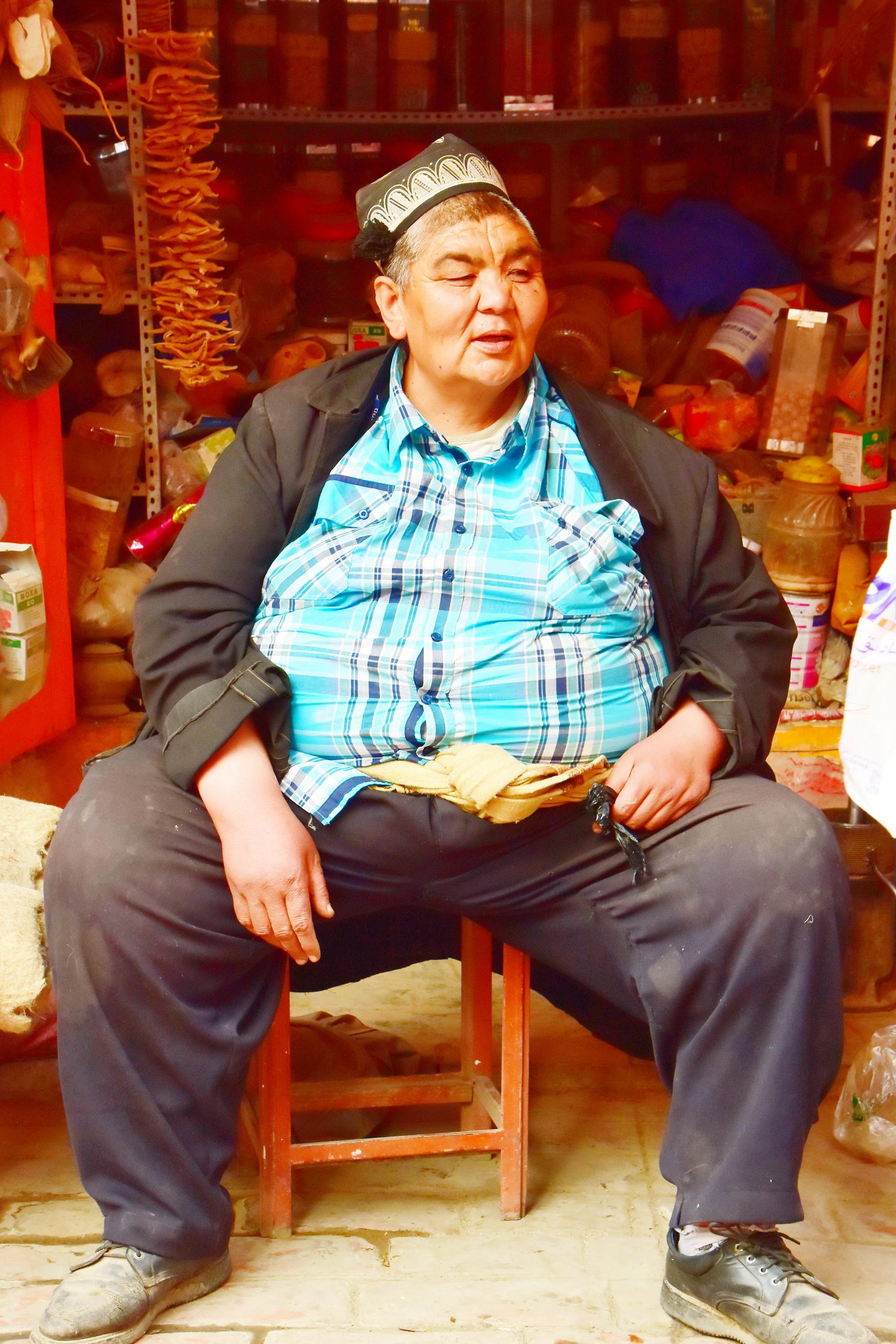 סין - משקל כבד