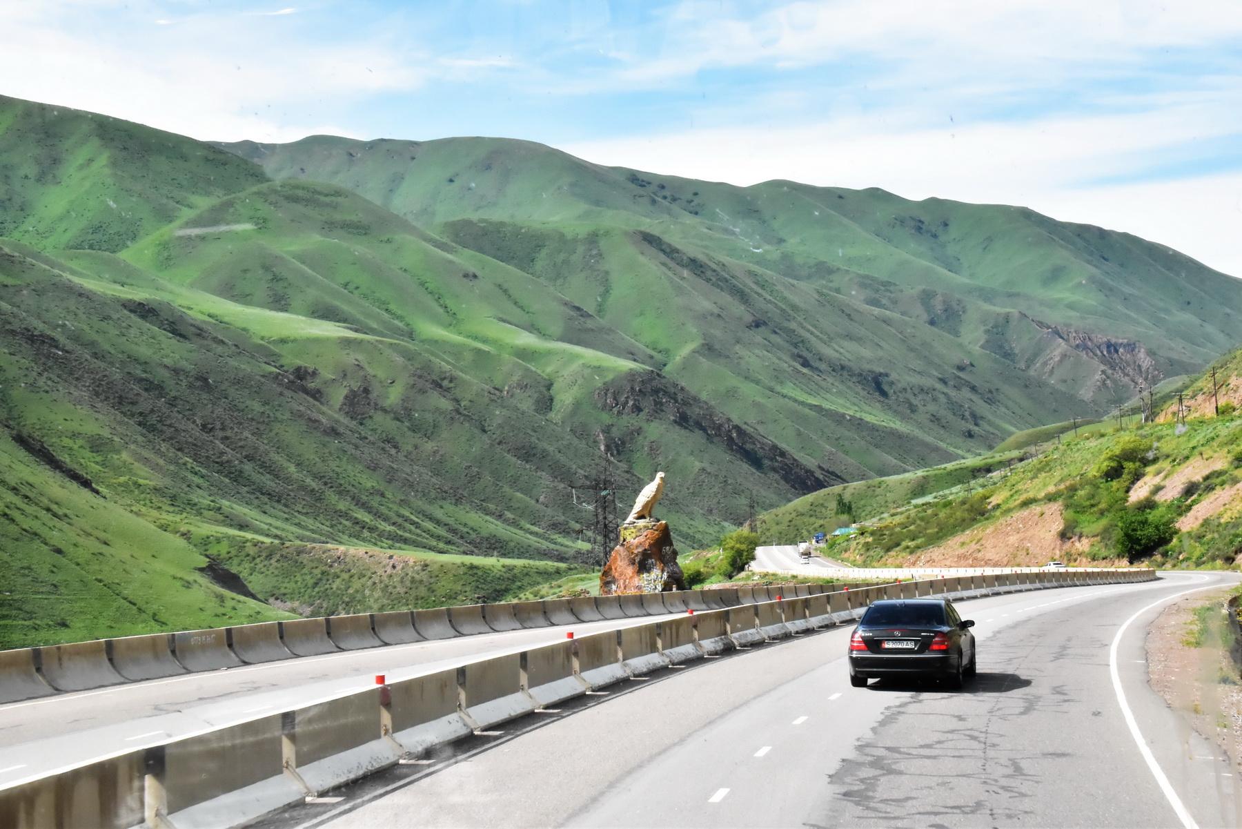 דרך המשי - הרים ירוקים 2