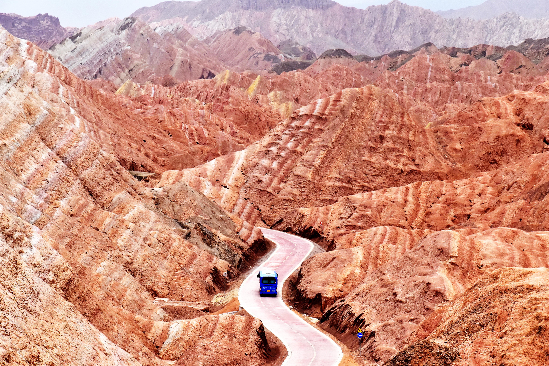 010 - אתר אבן החול הצבעונית 1