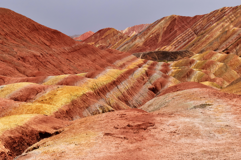 011 - אתר אבן החול הצבעונית 2