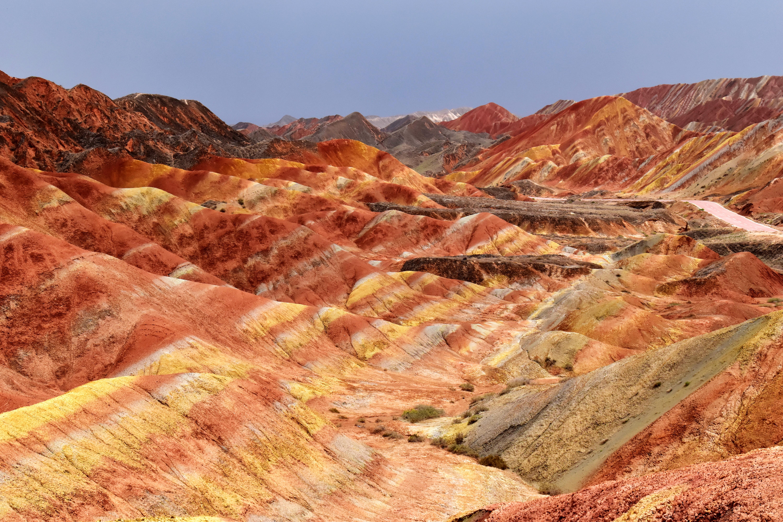 013 - אתר אבן החול הצבעונית 3