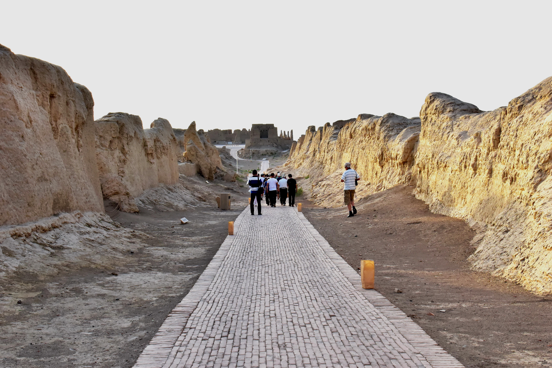 028 - העיר העתיקה ג'יאו חא 1