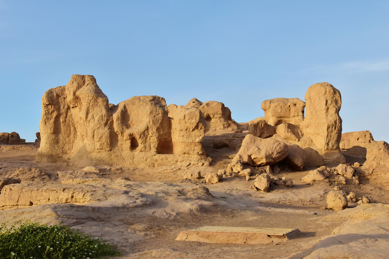 029 - העיר העתיקה ג'יאו חא 2
