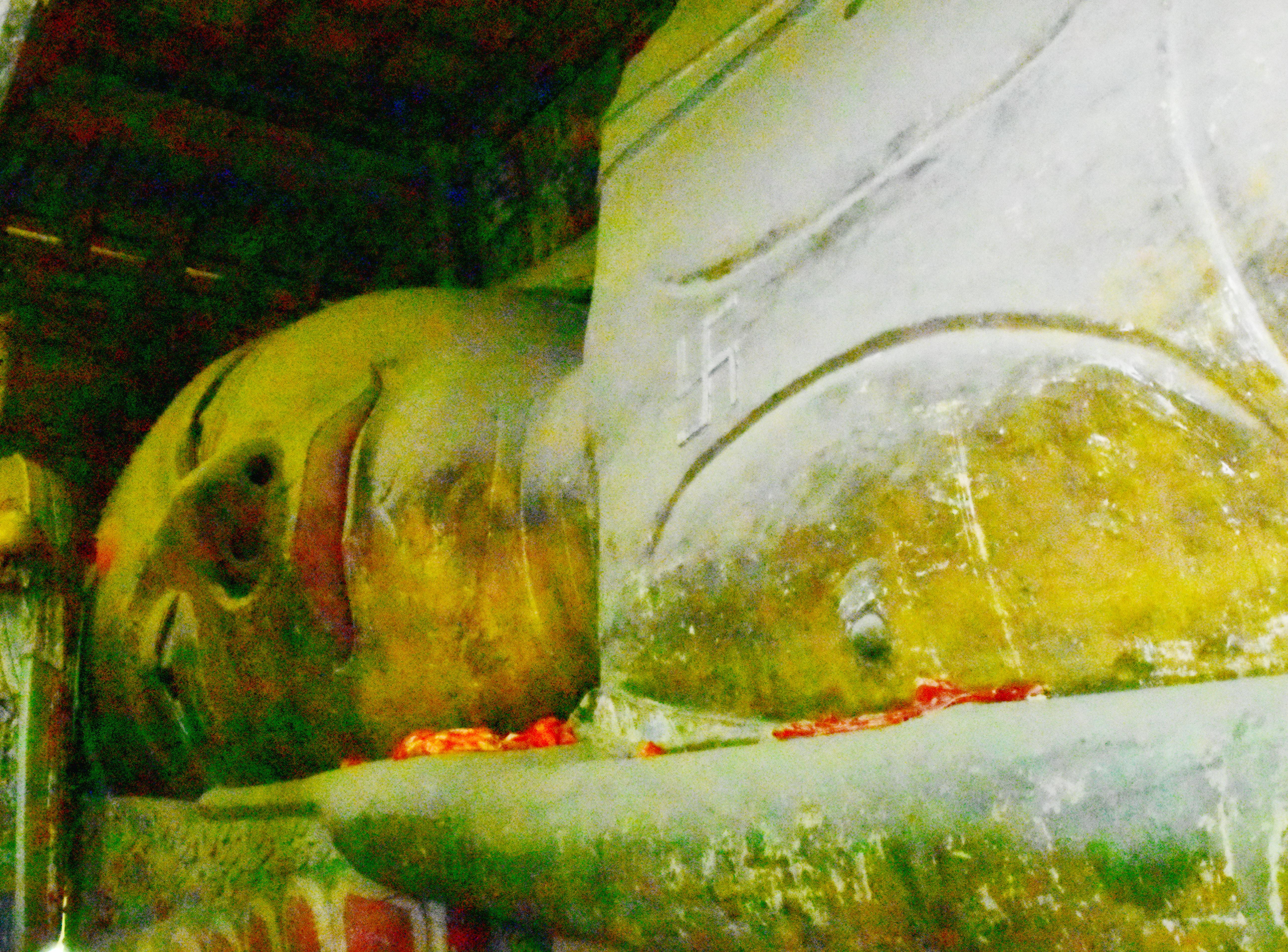 036 - ג'אנג יה - מקדש הבודהה השוכב - הראש