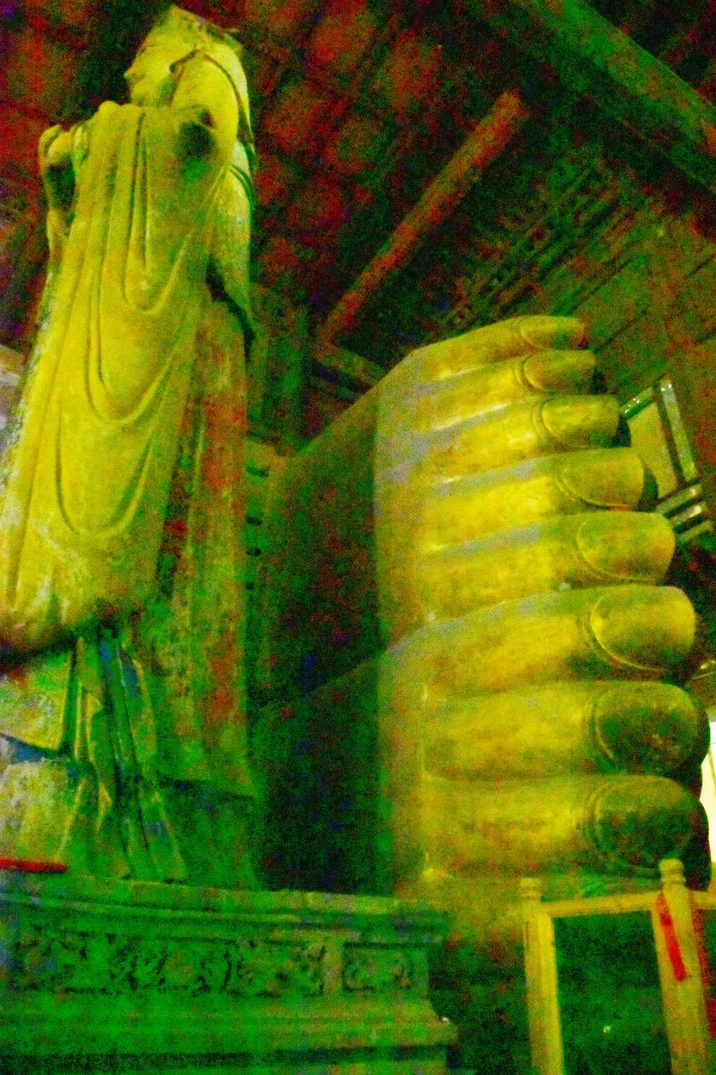 038 - רגלי הבודהה השוכב