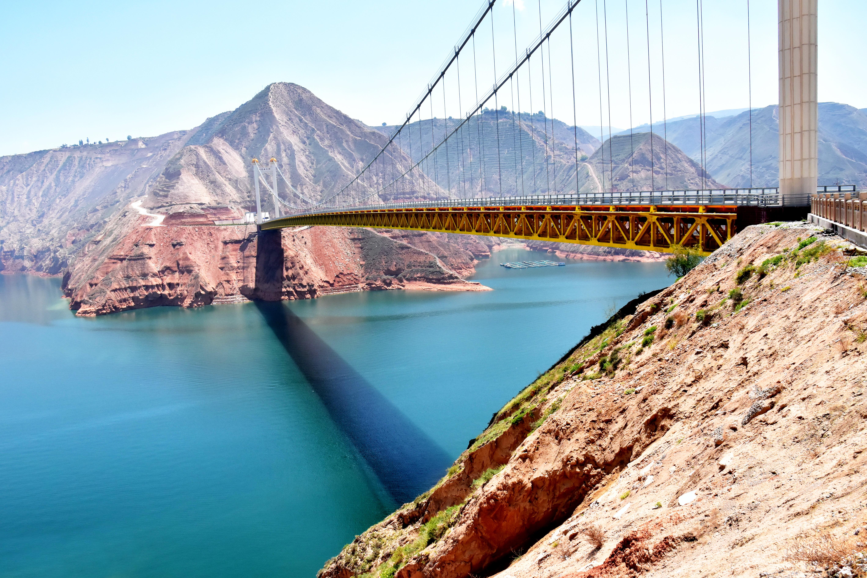 042 - היאנגצה - גשר ענק